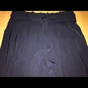Current Air Pull On Navy Dress Pants Size Medium